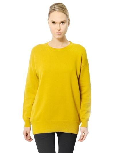 Skøn farverig sweater