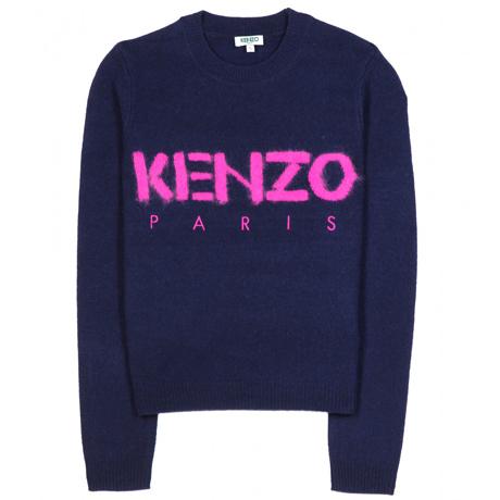 Flot striktrøje fra Kenzo