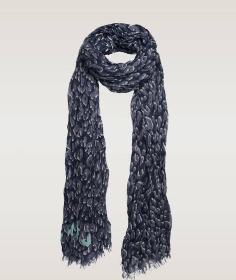 Fantastisk halstørklæde fra Louis Vuitton