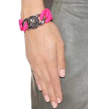 Flot pink armbånd